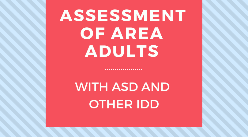 Local Adult Assessment